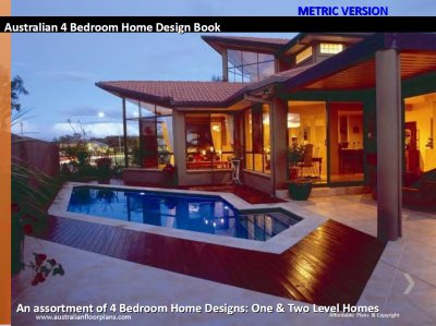 4 Bedroom House Design Book