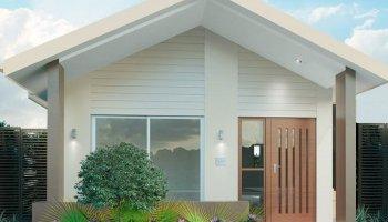 Granny Cottage Plans Australian 2 Bedroom Small House Plan 2 Bedroom Cottage