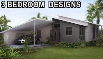 3 Bedroom House Plans Australia