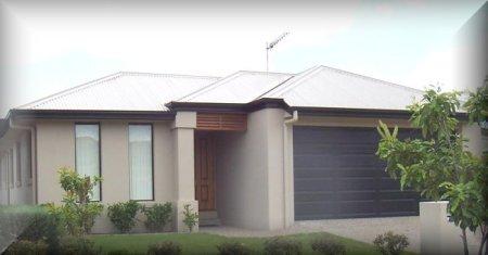 3 Bedroom double garage Low Set Home*   Australian Kit Homes   Steel ...