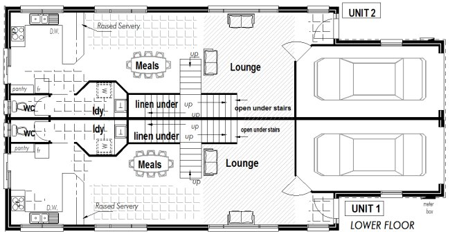Narrow Townhouse Floor Plans The Image