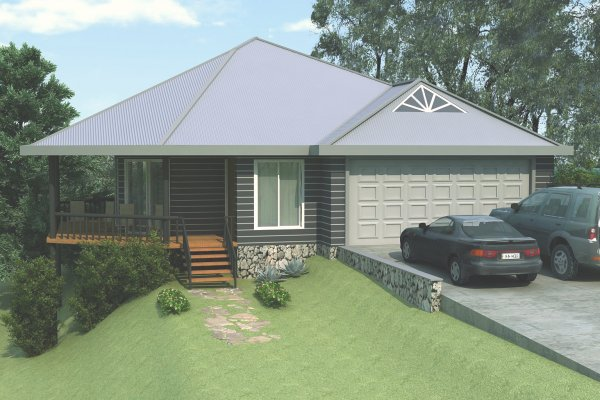 Australian Free Pole house floor plan | Australia Pole House Plans ...