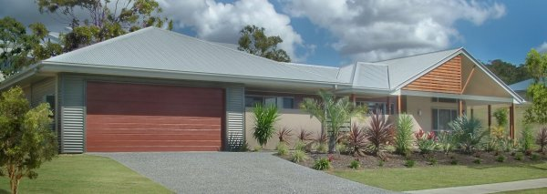 New Acreage House Plans Australian Corner Block House