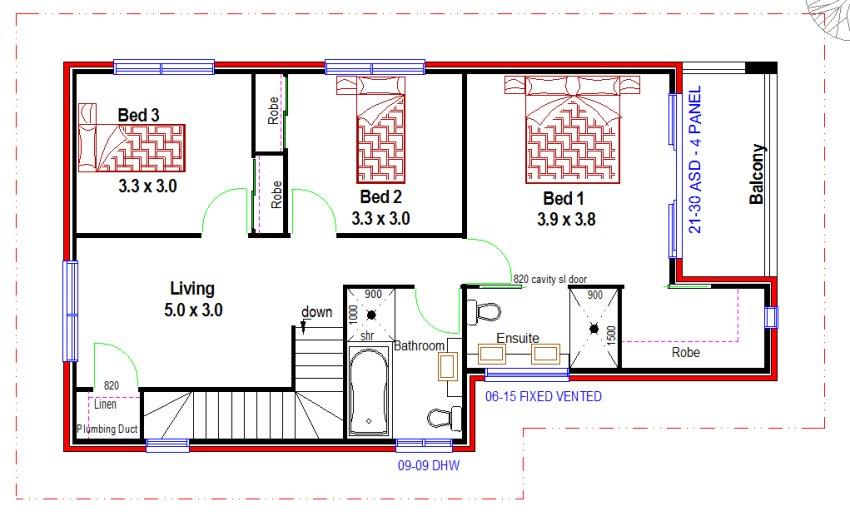Townhouse Design Plans Joy Studio Design Gallery Best