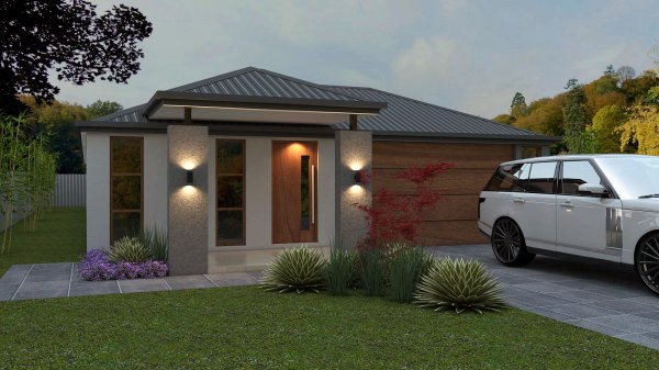 5 Bedroom Narrow Lot Home Design 5 Bedrooms Plus Study