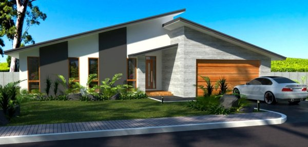 3 bedroom double garage australian houses cheap house plans for House plans 3 bedroom and double garage