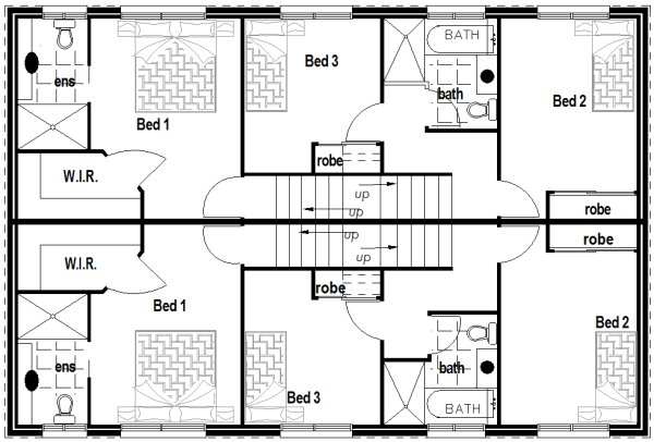 Cost of building 4 bedroom duplex autos weblog for Estimated cost building duplex
