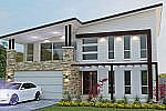 free house plans-4  bedroom house plan