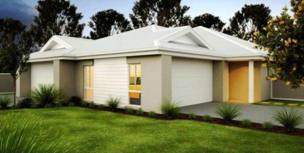Duplex 4 Bedroom Double Garage Design Corner Design For Sale Duplex Designs For Corner Blocks