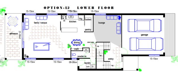 Australian narrow lot house plans house plans for narrow for 9m frontage home designs