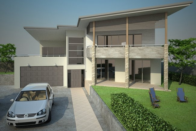 Best 2 Storey Homes Designs For Small Blocks Gallery