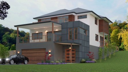 6 bedroom home design