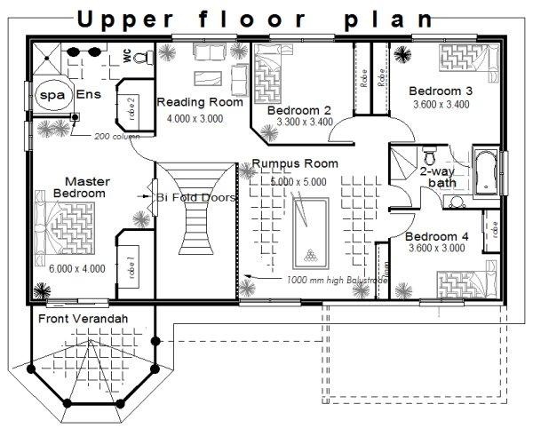 Impala404 on 600 sq ft house design