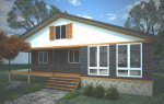 3 bedroom cabin display homes perth
