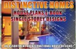 single storey house designs