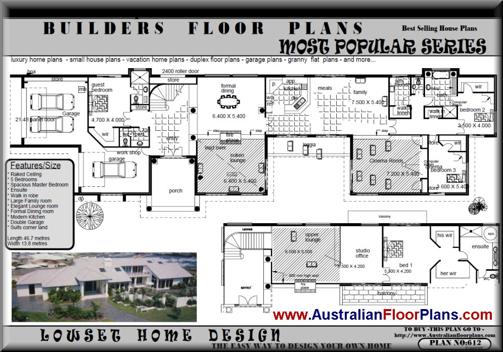 House floor plans free australia woodworker magazine for House floor plans australia