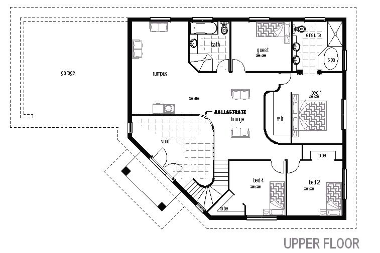 house floor plan electrical wiring diagram