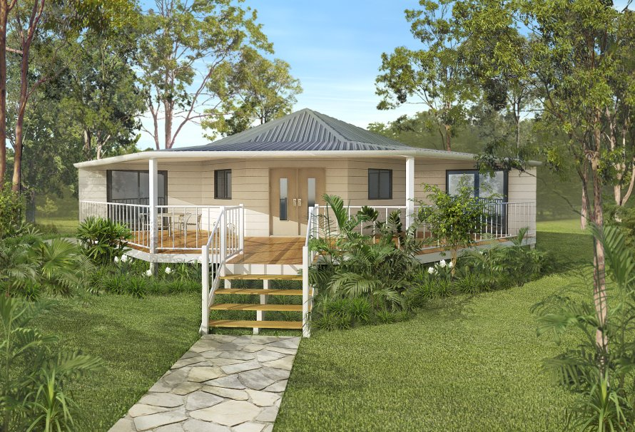 Home office floor plans granny flat guest quarters for Home designs with granny flats