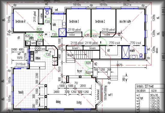 216 slope land display builder house plans house plans for House floor plans australia
