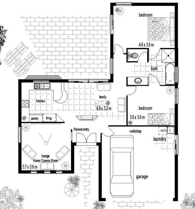 Australian house plans 1 storey house plans 2 storey house plans duplex design custom Small bathroom floor plans australia