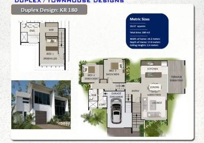Dream house floor plans australia house design plans for Duplex designs and prices