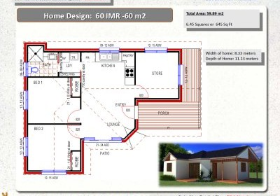 6pack for 3 bedroom granny flat designs