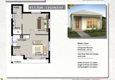 Australian Design Book Small Houses Granny Flats Home Office