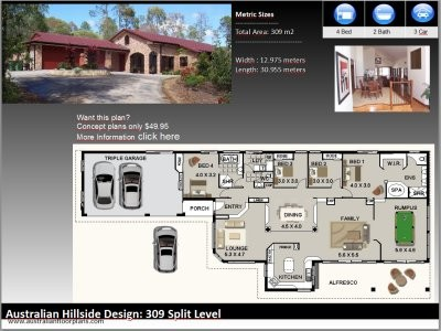 house plans with garage underneath australia hill top house armidale nsw home e architect