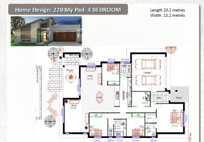 6pack for Free australian house designs and floor plans