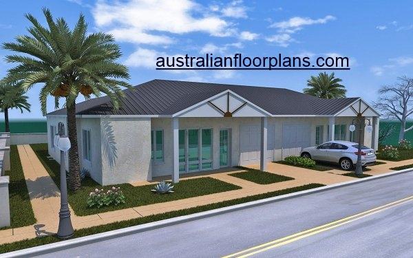 Rooms: 6 Bedroom Duplex Design Plan:234DU