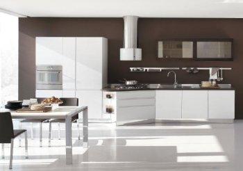 Straight Line Kitchen Design
