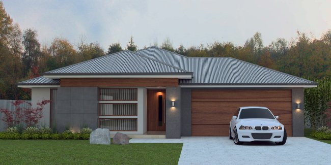 4 Bedroom Alfresco Plan 265 5sp Hip Roof Double Garage Australian Dream Home See Our New Free Plans Kids Play Room 4 Bedroom House Plans